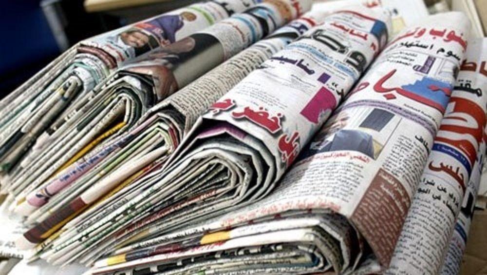 عناوين الصحف العربية الصادرة ليوم الثلاثاء 03 شتنبر 2019