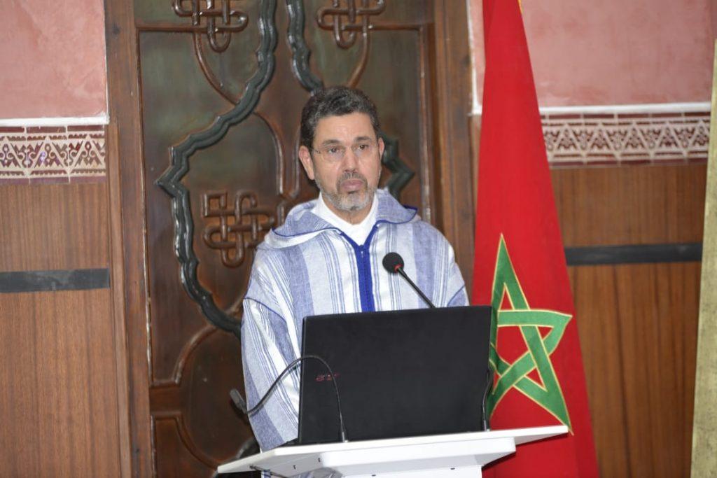 محمد عبد النباوي