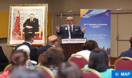 """مراكش .. انعقاد المؤتمر 26 لنادي """"ليونس"""" المغرب"""