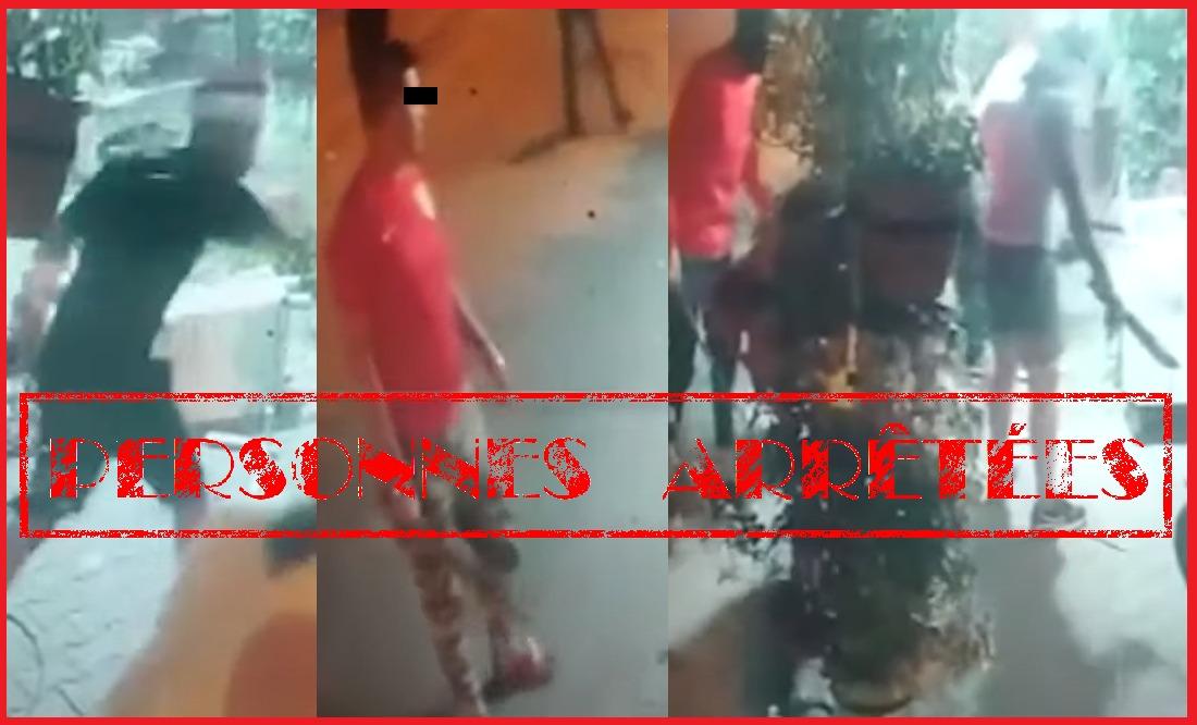 توقيف شخصين بعد ظهورهما في مقطع فيديو يحدثان فوضى بالشارع العام بطنجة