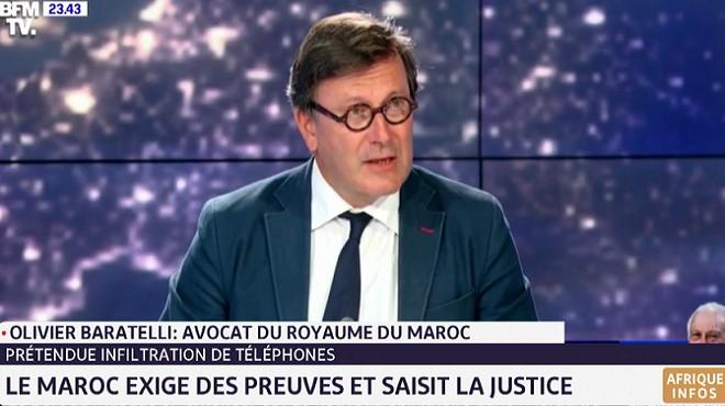 """محامي المغرب: لا توجد أي علاقة تجارية أو عقد للمملكة مع الشركة المزودة لـ""""بيغاسوس"""" وأمام """"أمنيستي و""""فوربين ستوريز"""" 10 أيام لتقديم أدلتهم"""