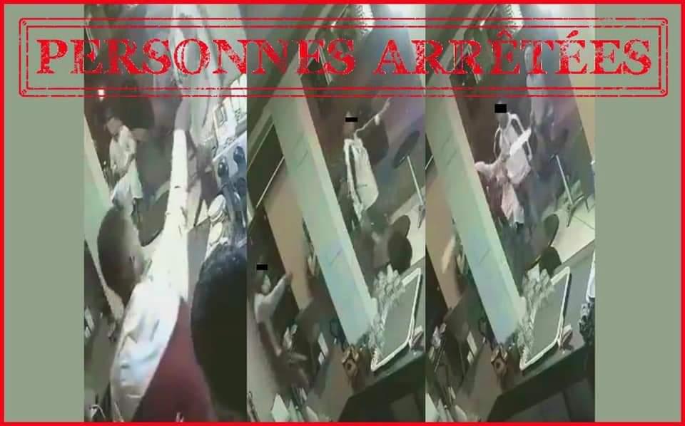 توقيف ثلاثة أشخاص ، للاشتباه في تورطهم في قضية تتعلق بالهجوم المسلح على مقهى المقرون بالسرقة والعنف باستعمال السلاح الأبيض.