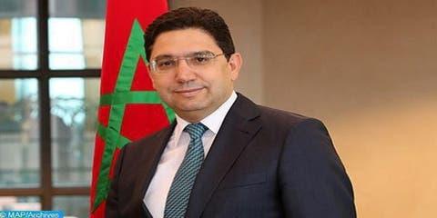 بوريطة يرد على اتهام المغرب بالتجسس،قائلا  ..يجب تقديم الأدلة والمغرب يرفع التحدي