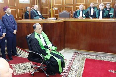 الاثنين والثلاثاء 2و3 غشت المقبل موعد إجراء مراسيم تنصيب المسؤولين القضائيين الجدد بمحاكم الإستئناف