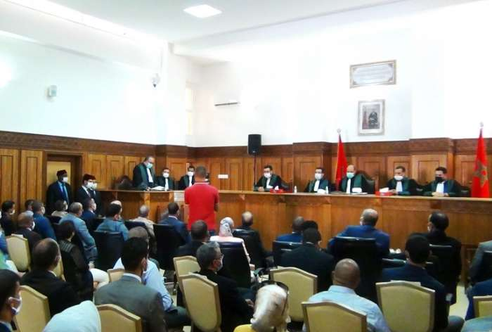 تنصيب الاستاذ محمد حاري، رئيسا للمحكمة الابتدائية بالرشيدية، والاستاذ عبد الحي بوجدايني وكيلا للملك بها.