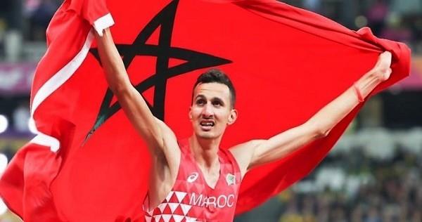 سفيان البقالي يهدي المغرب أول ميدالية ذهبية في أولمبياد طوكيو 2020