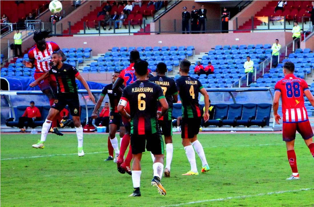 كأس العرش:الجيش الملكي والمغرب التطواني إلى النهائي بعد للإطاحة بكل من رجاء بني ملال والوداد الرياضي
