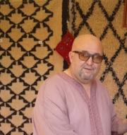 والد عبد الالاه بعزيز ، الحاج محمد بعزيز في ذمة الله.
