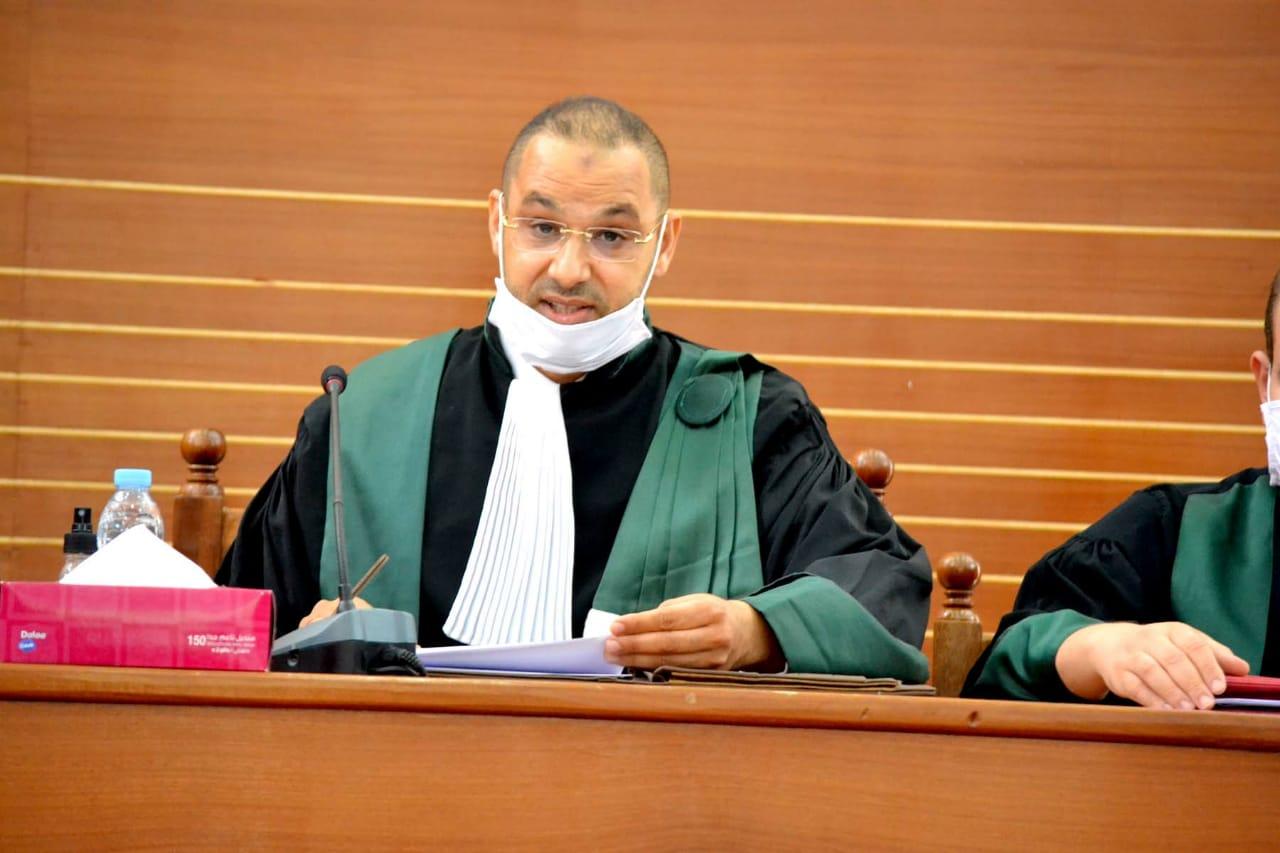 تنصيب ذ/كمال السليماني بمنصب رئيس المحكمة الابتدائية بتارجيست