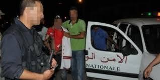 محكمة جرائم الاموال بالرباط، استنطاق بارون جزائري