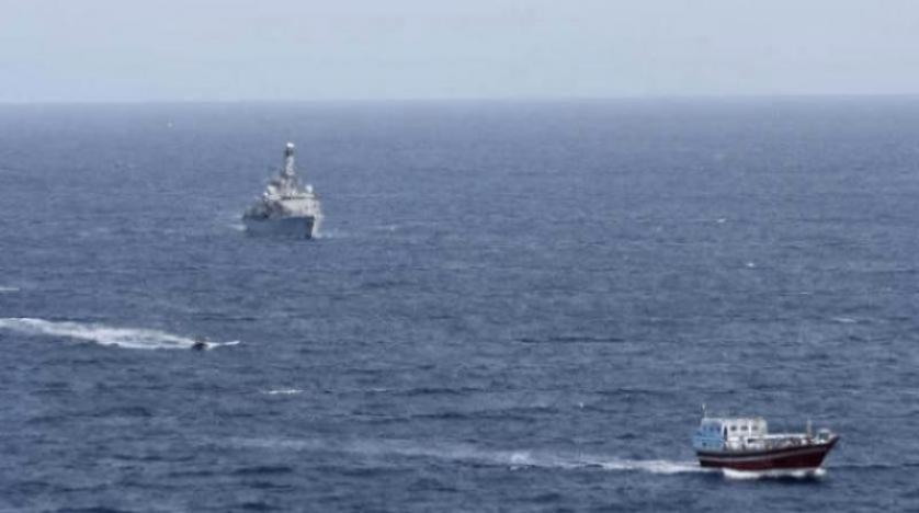 بريطانيا: انتهاء «عملية الخطف المحتملة» لسفينة قبالة الإمارات