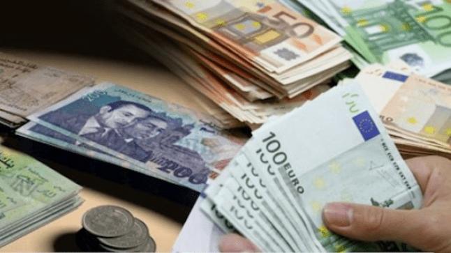 اقتصاد.. ارتفاع قيمة الدرهم بـ0,99 في المائة مقابل الأورو، وانخفضت ب0,89 في المائة مقابل الدولار الأمريكي ما بين شهري يونيو ويوليوز الماضيين.