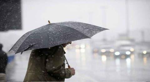 طقس الخميس..قطرات مطرية متفرقة بكل من المنطقة الشرقية، الأطلس والريف.