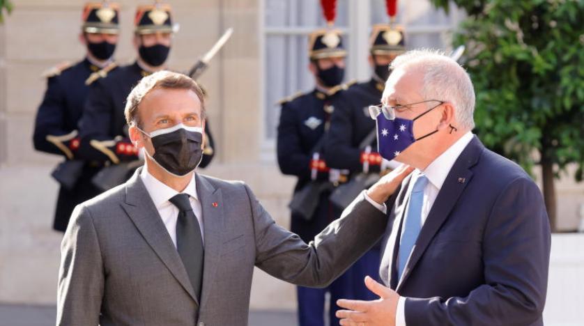 رئيس الوزراء الأسترالي: الوقت غير مناسب للاجتماع مع ماكرون في نيويورك