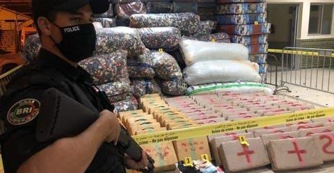 أكادير.. حجز طنين من مخدر الشيرا وتوقيف سبعة أشخاص