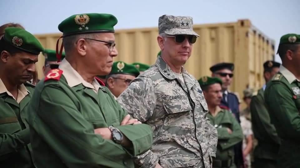 نبدة عن المسار المهني للجنرال فاروق بلخير المفتش العام للقوات المسلحة المغربية
