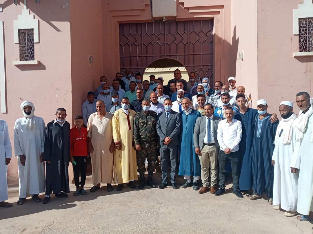 مصطفى ثابيت رئيسا جديدا لجماعة ثرناتة بإقليم زاكورة.