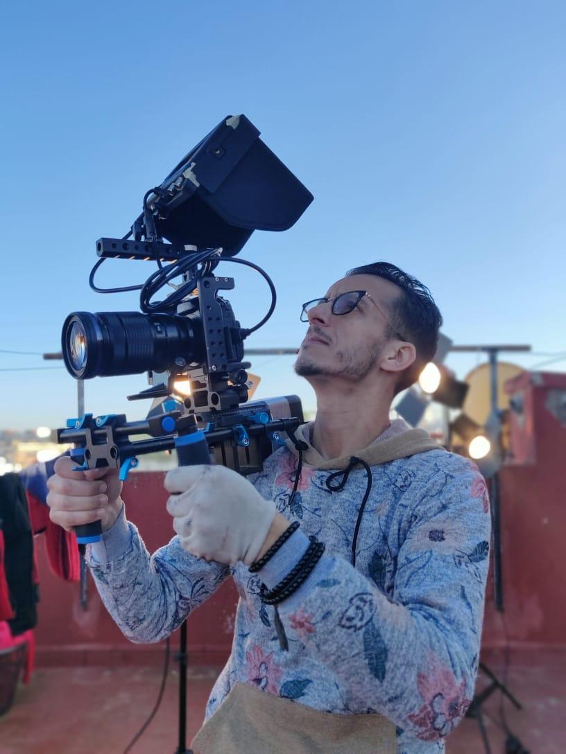 المخرج الشاب زكرياء موفق يستعد  لإطلاق فلم الجديد تحت عنوان فيلم ظل الوشم