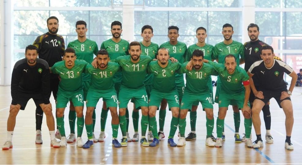 بطولة العالم :المنتخب الوطني لكرة الصالات يدك شباك جزر السلمون بسداسية