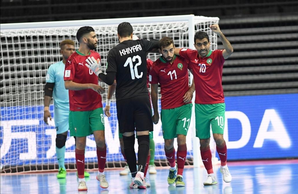 منتخب الصالات يلاقي المنتخب التايلندي لتأكيد تفوقه في المباراة الأولة وضمان التأهل