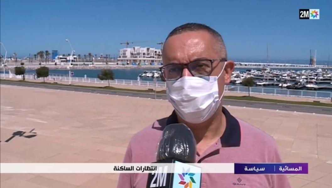 حول انتظارات المواطنين من الاستحقاقات الانتخابية،القناة الثانية تستضيف الدكتور محسن الصاقي بطنجة.