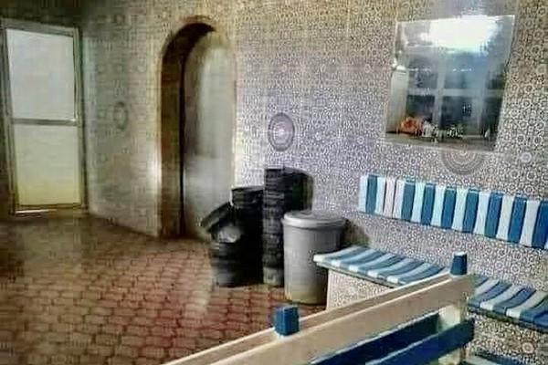 الدرك الملكي ببرشيد يداهم حماما شعبيا بمنطقة الخيايطة