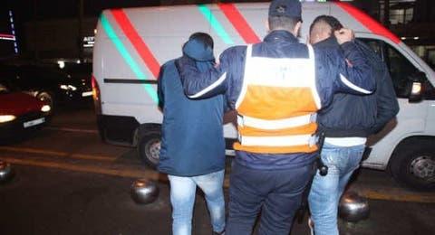 سمارة: الأمن يوقف ثلاثة أشخاص متهمين في جريمة قتل