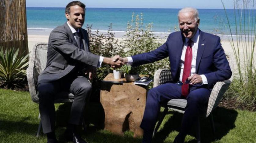 واشنطن وباريس تتفقان على «التهدئة» وعودة السفير الفرنسي إلى أميركا