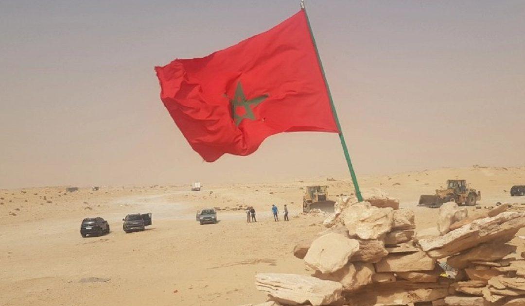 """الصحراء.. الإمارات العربية المتحدة ترفض """" أي مساس """" بالوحدة الترابية للمغرب"""