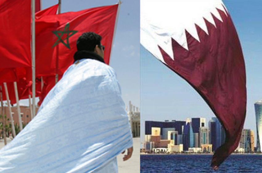 قطر تجدد دعمها لسيادة المغرب على صحرائه