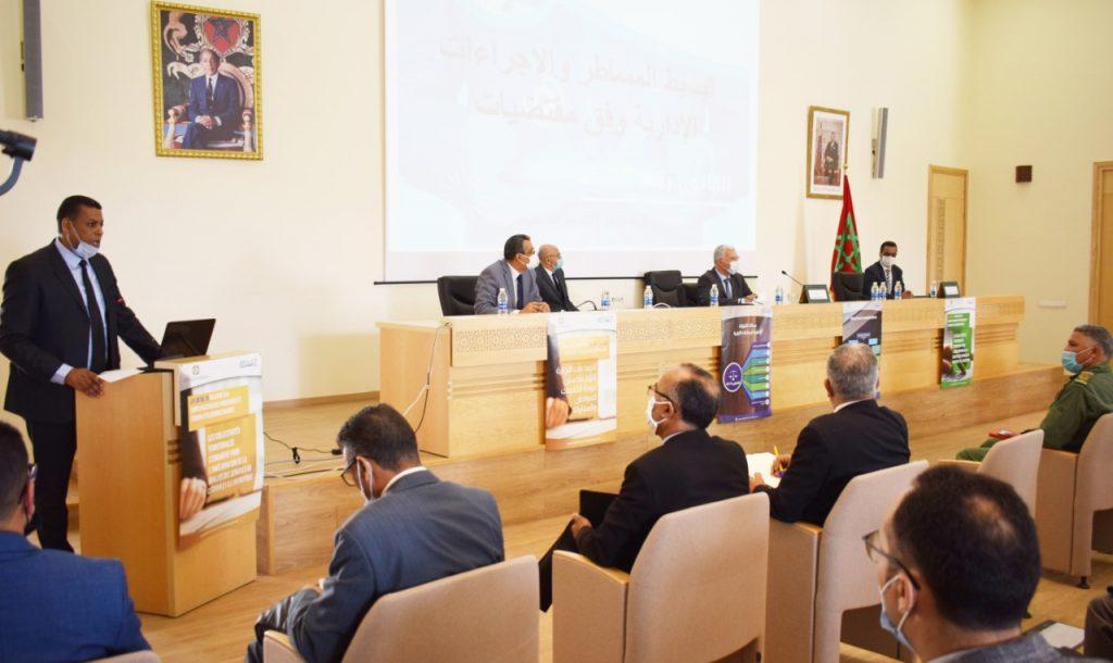 المجلس الاقليمي لسيدي بنور يستكمل هياكله و هؤلاء هم رؤساء اللجان الدائمة