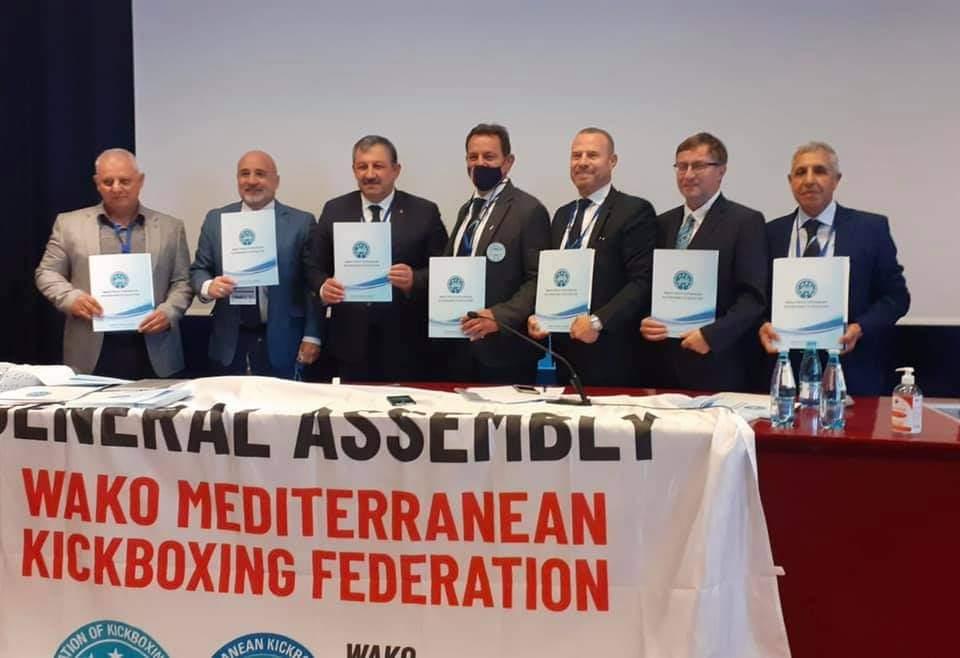 انتخاب السيد عبد الكريم الهلالي نائبا لرئيس اتحاد البحر الأبيض المتوسط لرياضات الكيك بوكسينغ