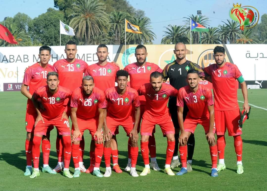 لائحة المنتخب الوطني الرديف الموسعة المشاركة في كأس العرب للمنتخبات شهر ديسمبر المقبل قي قطر:
