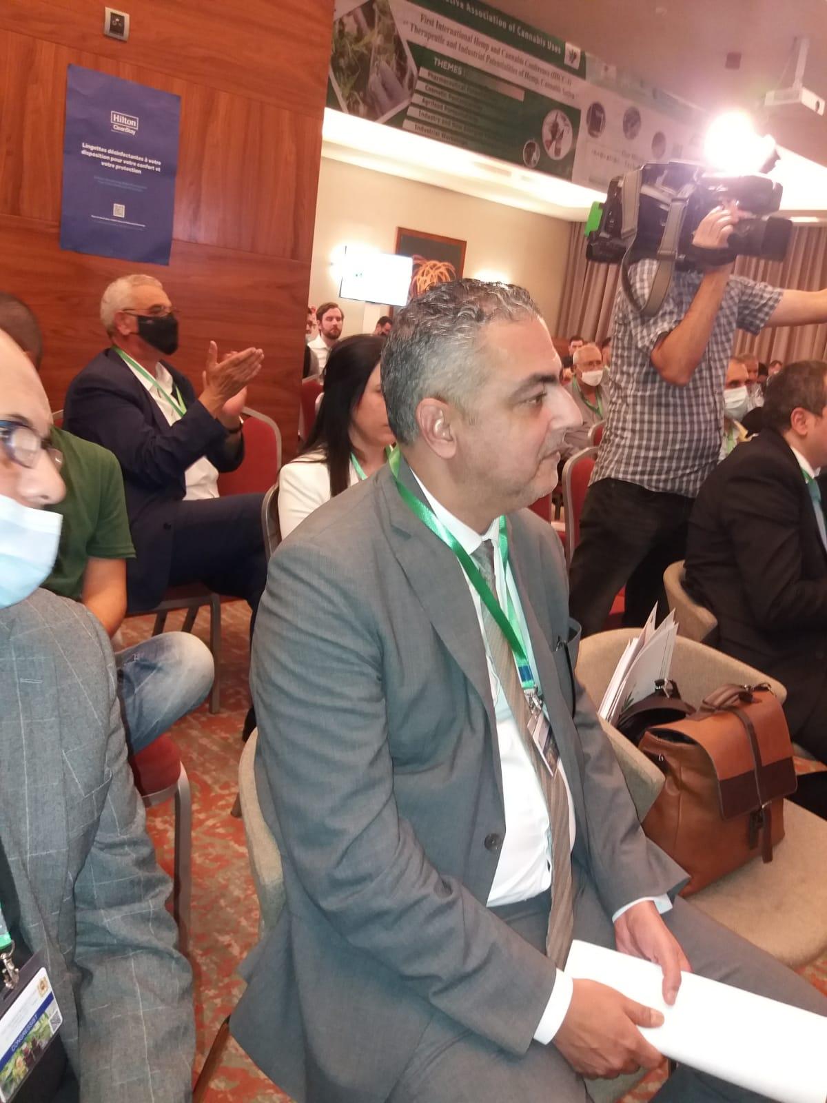 شراكة تجمع الجمعية المغربية الاستشارية لاستعمالات القنب الهندي وغرفة التجارة والصناعة والخدمات لجهة الشمال