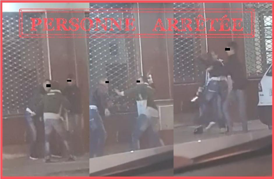 أمن طنجة يتفاعل مع فيديو الضرب والجرح بالسلاح الأبيض ويوقف أحد المشتبه بهم