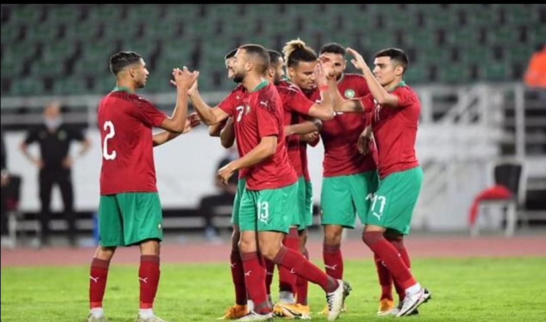 """(تصنيف """"الفيفا"""" للمنتخبات).. المنتخب الوطني المغربي يرتقي للرتبة 29 عالميا"""