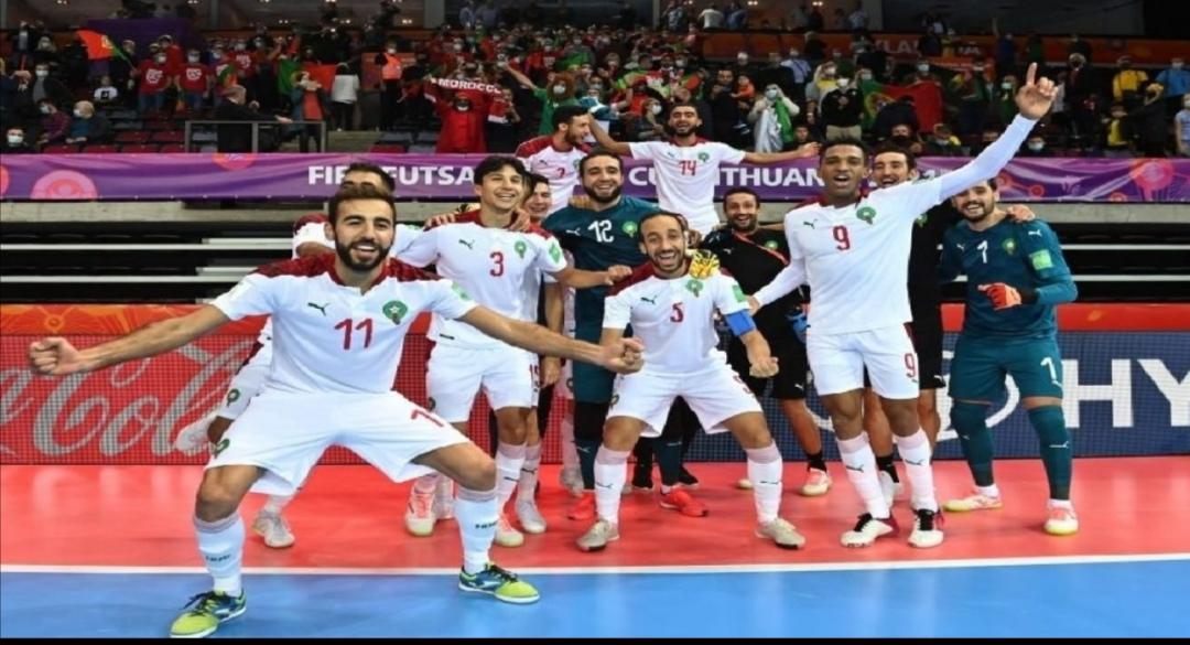 المنتخب الوطني للصالات يستضيف منتخب الصامبا بمدينة العيون