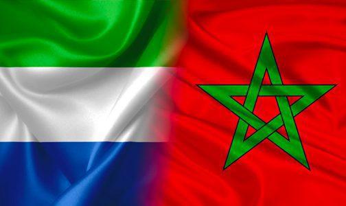 """سيراليون: مبادرة الحكم الذاتي """" تعزز الواقعية والتوافق """" لحل دائم لقضية الصحراء المغربية"""