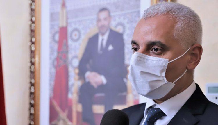 آيت الطالب: فرض جواز التلقيح جاء لتفادي عودة الحجر الصحي